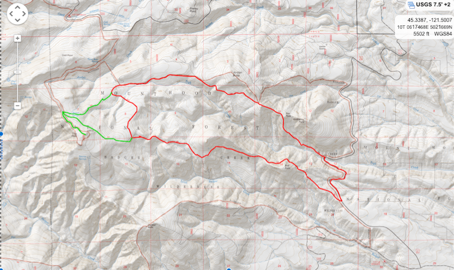 Quick and Dirty Guide to Making a Map in Caltopo: A Tutorial on How on