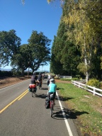 Bike Camping to Stubb Stewart State Park