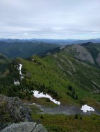 Silver Star Mountain via Bluff Mountain Trail